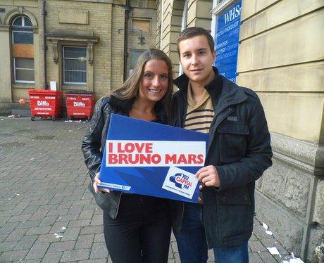 Bruno Mars @ Manchester Arena