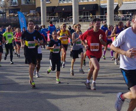 Cardiff Half Marathon Highlights