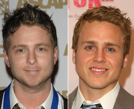 Celebrity Lookalikes: Ryan Tedder and Spencer Prat