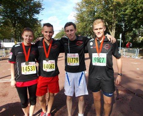 CHM '13: Runners Village
