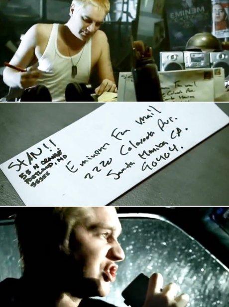 Eminem 'Stan'