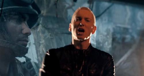 Eminem - 'Survival' (Official Video) - Capital Eminem Survival Album Cover