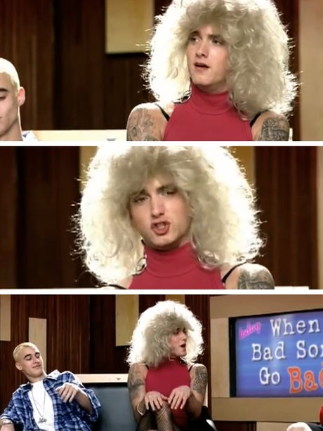 Eminem as a woman