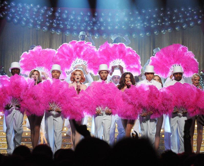 Girls Aloud BRITS 2009