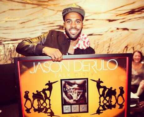 Jason Derulo Instagram