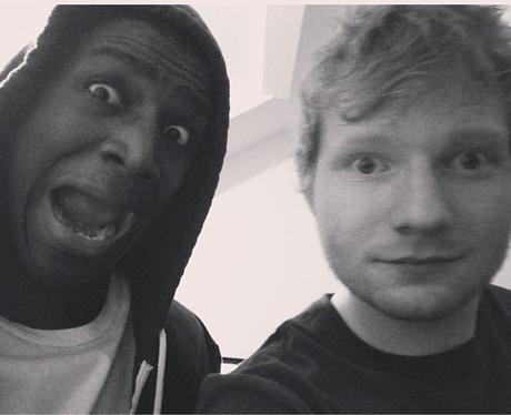 Labrinth and Ed Sheeran