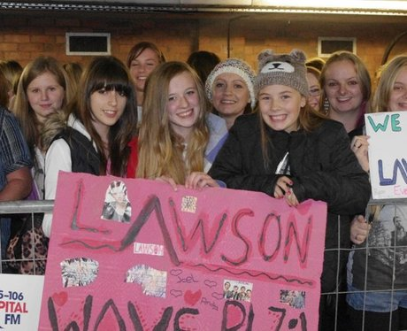 Lawson at the BIC