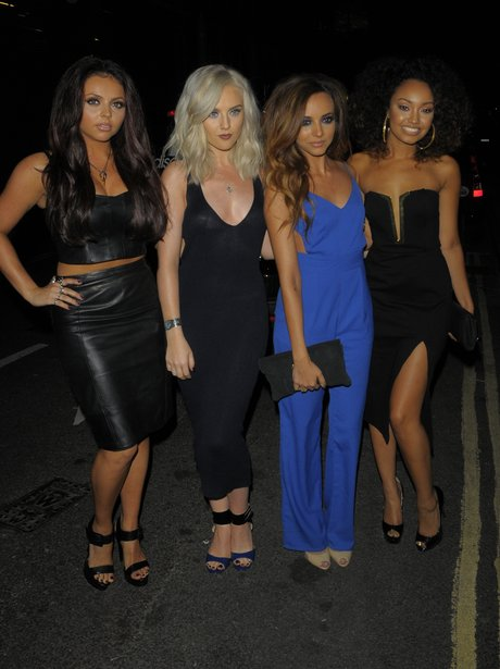 Little Mix celebrate Leigh-annes birthday