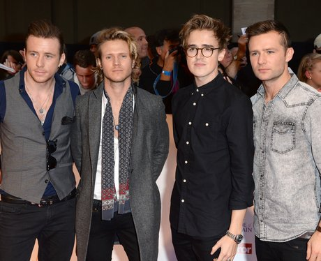 McFly Pride Of Britain Awards 2013