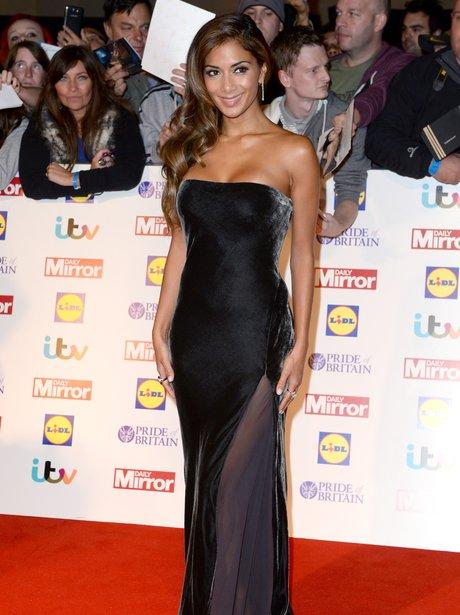 Nicole Scherzinger Pride Of Britain Awards 2013