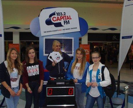 Pop Quiz Fun at Fareham Shopping Centre