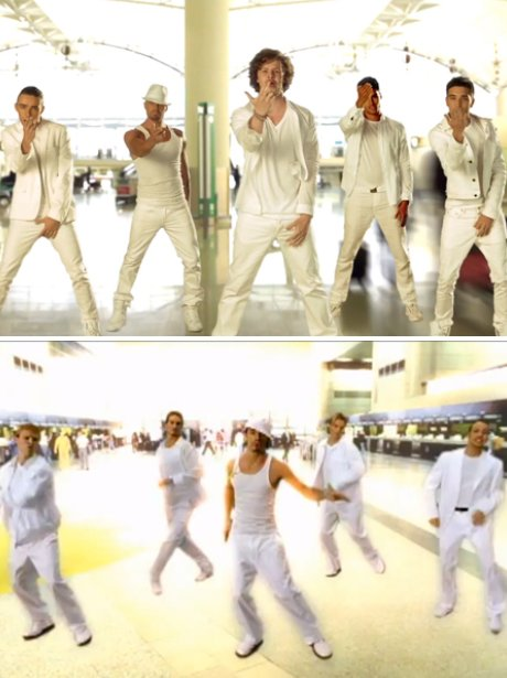 Pop Stars Out Of Time: The Wanted and Backstreet B
