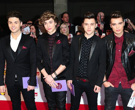 Union J Pride Of Britain Awards 2013