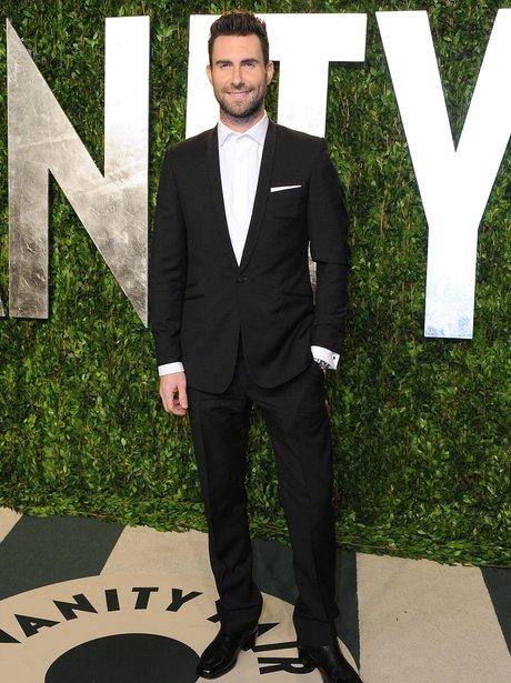 Adam Levine Vanity Fair 2012