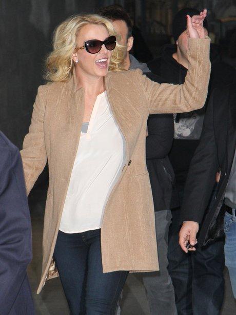 Britney Spears in London