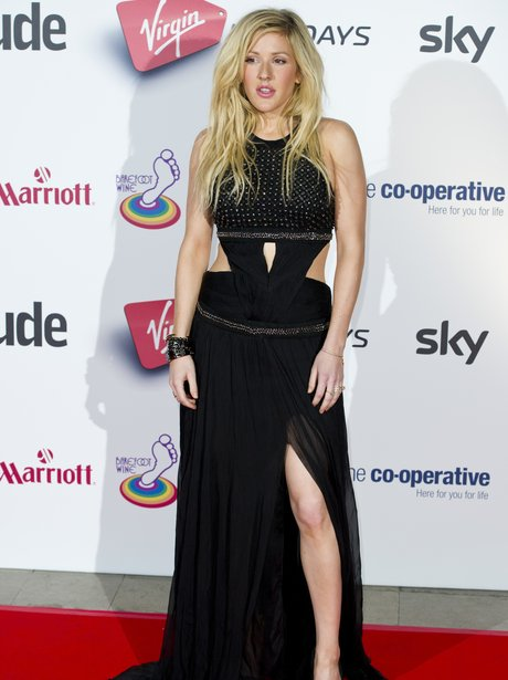 Ellie Goulding Attitude Awards 2013