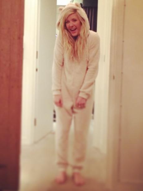 Ellie goulding onesie