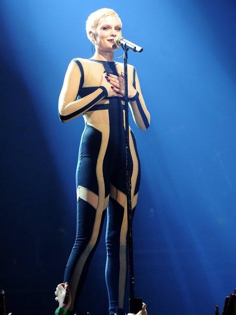 Jessie J 'Alive' Tour