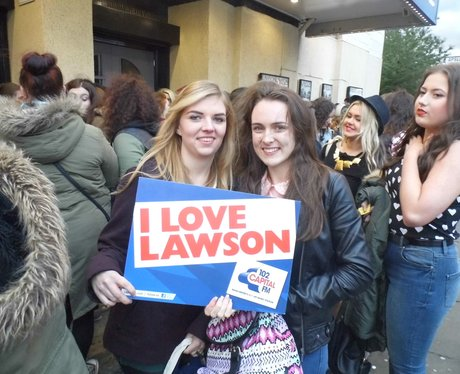 Lawson at Manchester Apollo 2013