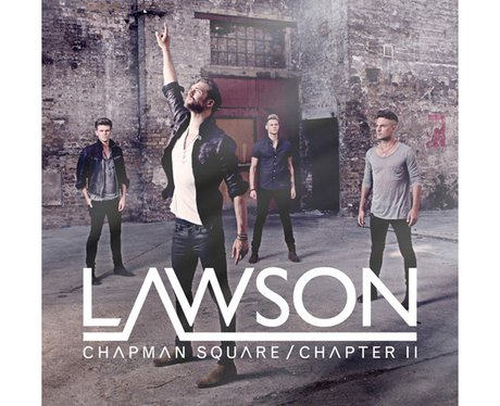 Lawson 'Chapman Square Chapter 2'