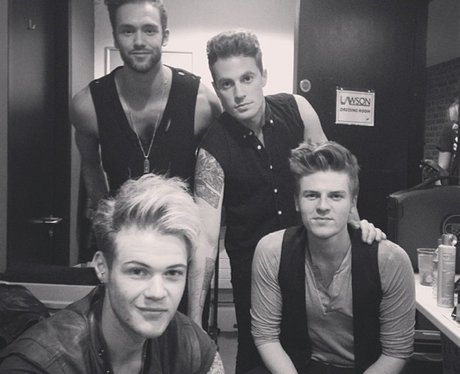 Lawson on instagram