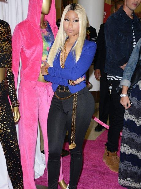 Nicki Minaj launches fashion collection