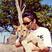 Image 1: Rihanna at the zoo