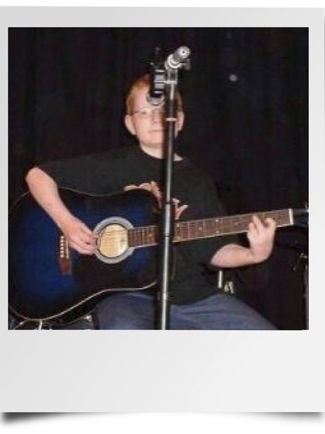 Throw Back Thursday: Ed Sheeran