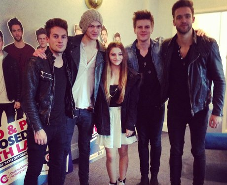 Capital VIP's with Lawson at #CapitalExposed
