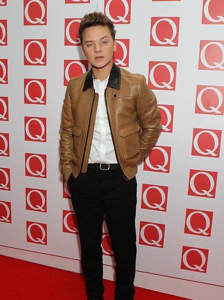 Conor Maynard Q Awards 2013