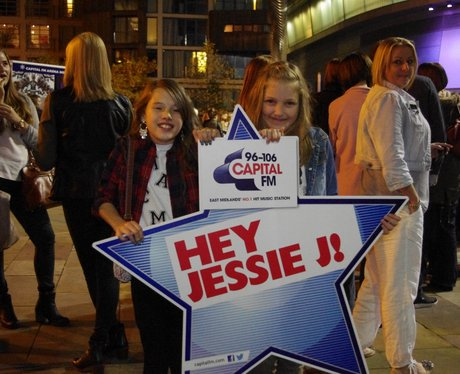 Jessie J At The Capital FM Arena