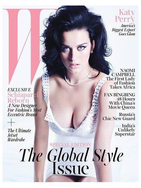 Katy Perry W Magazine 2013