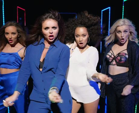 Little Mix - 'Move' Video