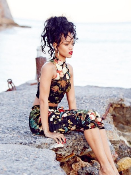 Rihanna River Island Collection 2013