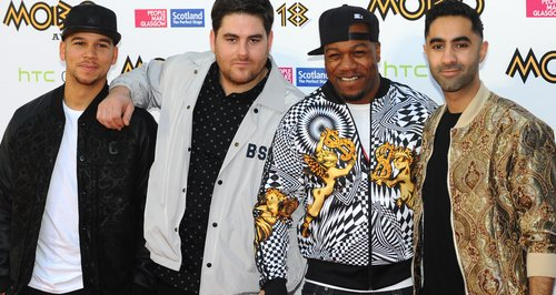 Rudimental cant wait to meet bruno mars and katy perry at brit mobo awards 2013 m4hsunfo