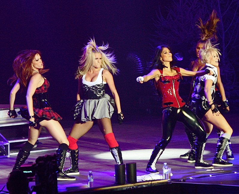 The Pussycat Dolls Live At The Jingle Bell Bal 200