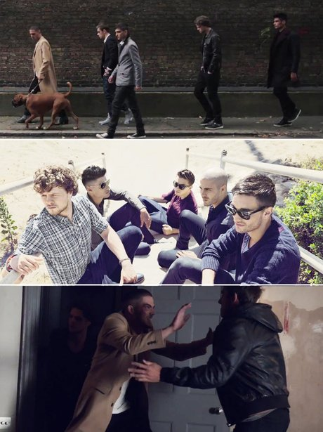 The Wanted's 'I Found You' Music Video