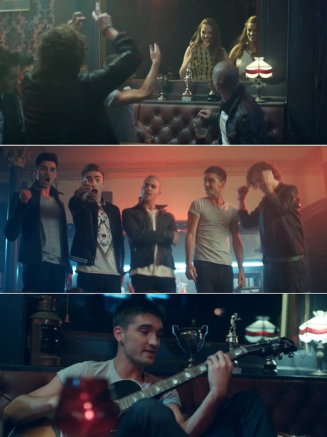The Wanted's 'We Own The Night' Music Video
