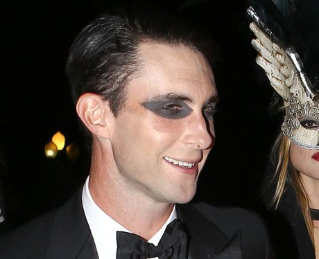 Adam Lebin halloween