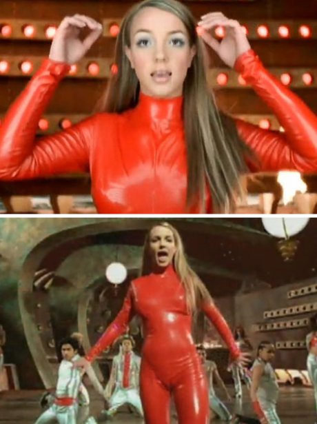 Britney Spears- Oops I Did It Again
