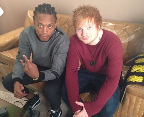 Ed Sheeran and Lupe Fiasco
