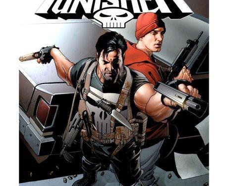 Eminem Comic Book