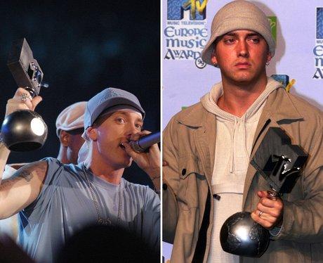 Eminem MTV EMA