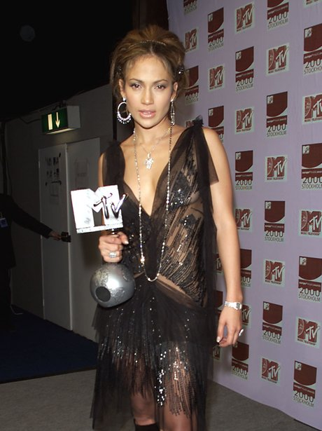 Jennifer Lopez MTV EMA