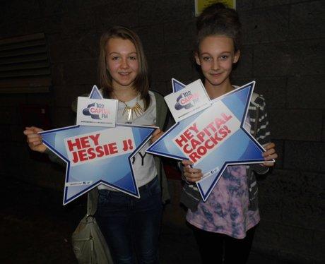 Jessie J Alive Tour Manchester