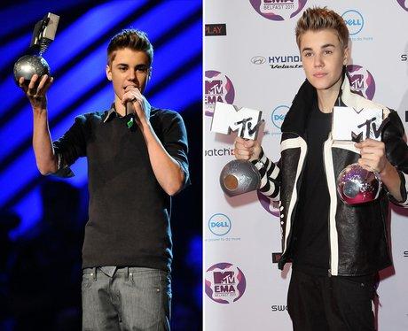Justin Bieber MTV EMA