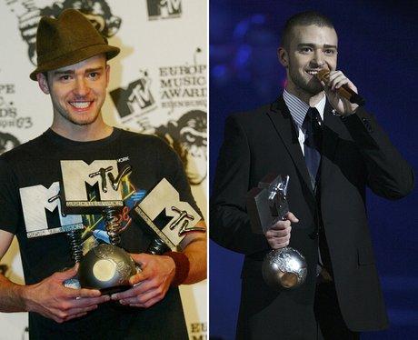 Justin Timberlake MTV EMA