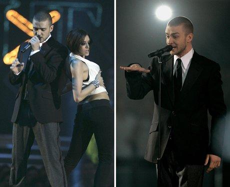 Justin Timberlake mTV EMA's