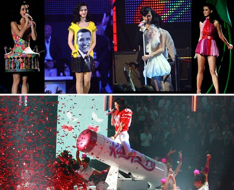 Katy Perry MTV EMA's