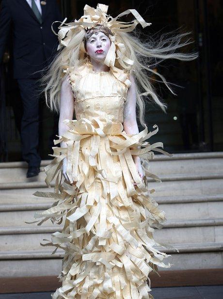Lady Gaga\'s Craziest Fashion Moments - Capital